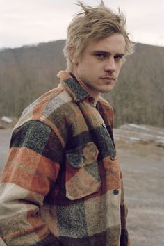 Urban Outfitters | Boyd Holbrook by Clarke Tolton.