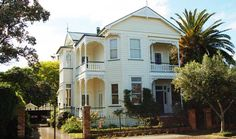 Famed for its fine collection of Victorian villas, Devonport has many heritage buildings  | Visit Devonport, Auckland, New Zealand