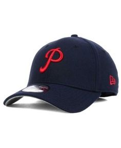 New Era Philadelphia Phillies Core Classic 39THIRTY Cap - Blue S/M