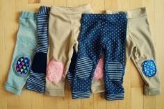 Crawling Baby Pants
