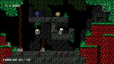 1001 Spikes coming to PS4, PS Vita and Steam in June