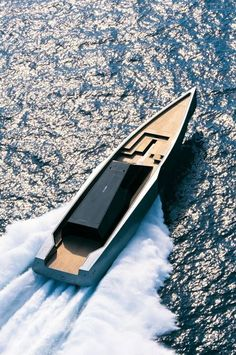 Wally 118 WallyPower, super yacht with 3 turbine engines