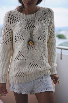 Fashion bakchic, jewels, clingpeople, knit