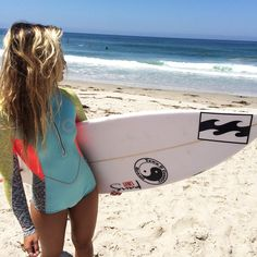 Salt Creek surf session with Alessa Quizon