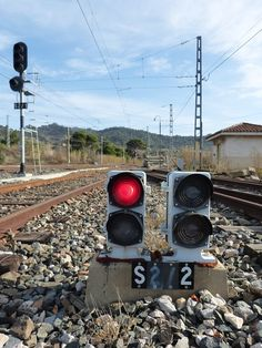 Free Image on Pixabay - Pathways, Traffic Light, Train