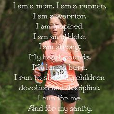 Adult Onset Runners. They are a force to be reckoned with--never underestimate them!