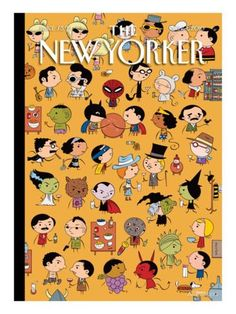 The New Yorker Cover - November 1, 2010 Regular Giclee Print by Ivan Brunetti at AllPosters.com