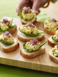 Egg Salad - Tina Rupp