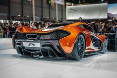 McLaren P1... enjoy!