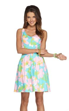 Lilly Pulitzer Lexington dress...want this style for graduation next spring...motivated