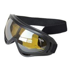 En stock X400 Sport En Plein Air Ski Snowboard Lunettes & Moto Vélo Lunettes, 100% UVA/UVB, Dirt Bike Skate Lunettes Livraison Gratuite