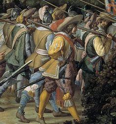 Los Tercios Españoles | El declive militar del Imperio español era ya visible a consecuencia de la falta de replanteamiento de estructura y de instrucción de los Tercios, que habían quedado inevitablemente obsoletos ante unas rápidas renovaciones de armamento que ya seguían muy por delante tanto Francia como Holanda o Inglaterra.