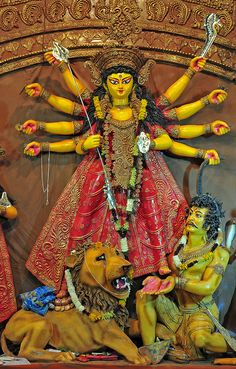Shri Ganesh Images, Durga Images, Durga Painting, Lord Shiva Painting, Durga Ji, Durga Goddess, Soft Heart Quotes, Durga Puja Kolkata, Maa Durga Image