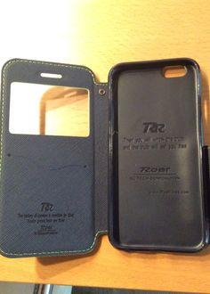 ROAR® - iPhone 6 / iPhone 6 s Luxus Handy Flip Case