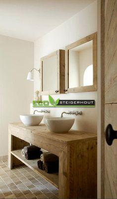 badkamer vloertegels beige