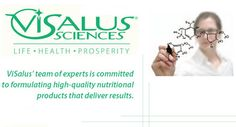 ViSalus Sciences | Science  www.smithchallenge.bodybyvi.com