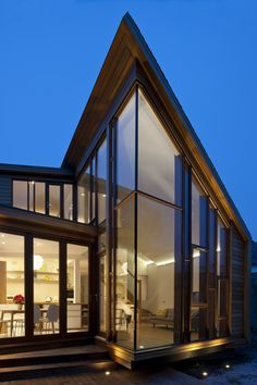 Solen Vinklar / David Blaikie Architects