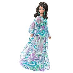Amazon.com: Barbie Collector Palm Beach Breeze Doll: Toys & Games