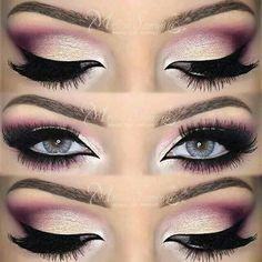Makeup Goals, Makeup Inspo, Makeup Inspiration, Makeup Tips, Beauty Makeup, Makeup Ideas, Makeup Style, Beauty Tips, Beautiful Eye Makeup