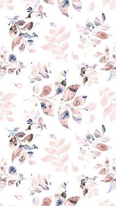 29 Ideas wall paper design desktop for 2019 Wallpaper Pastel, Flowery Wallpaper, Iphone Background Wallpaper, Cellphone Wallpaper, Screen Wallpaper, Pattern Wallpaper Iphone, Background Images Wallpapers, Tumblr Pattern, Wallpaper Fofos