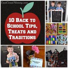 So many fantastic ideas and links here. Everything you need for back to school!