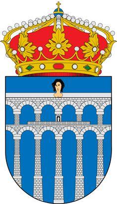 Segovia, Capital de Segovia, Comunidad Autonóma: Castilla y León, España #Segovia #España (L9354)