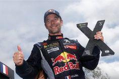 Rallycross 2016: Belo pódio em casa para Sébastien Loeb e o PEUGEOT 208 WRX