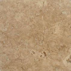 MS International Walnut Blend 18 in. x 18 in. Honed Travertine Floor and Wall Tile (9 sq. ft. / case)-THDWALNUT1818HF at The Home Depot $2.99 sf