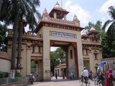 Banaras Hindu University is a public central university located in Varanasi, Uttar Pradesh.