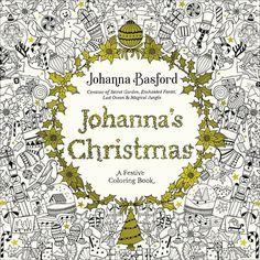 Top 25 Christmas Coloring Books for Adults 2016