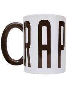 Crap Coffee Mug (White)