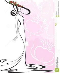 http://thumbs.dreamstime.com/z/woman-hat-pink-background-19053185.jpg