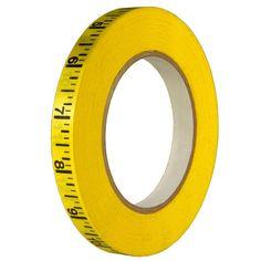 Measuring tape tape