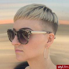 Speciaal voor alle dames met blond haar: 10 stoere korte blonde kapsels. - Pagina 2 van 10 - Kapsels voor haar