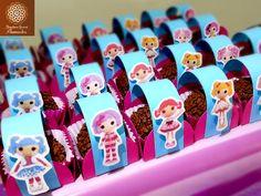 lalaloopsy font | Decoração para festa infantil - Lalaloopsy