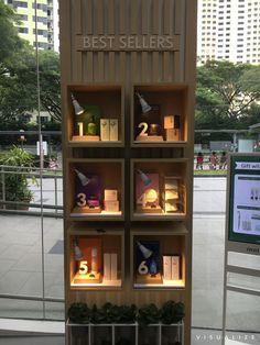 [INNISFREE/이니스프리] 싱가포르 9호점 오픈 VMD [VISUALIZE:비쥬얼라이즈] : 네이버 블로그