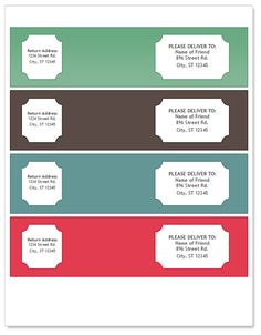 wrap around address labels for word free template http://www.worddraw.com/wrap-around-address-label-template.html