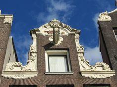 roof, anno 1744, Amsterdam center