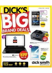 Dick Smith NZ Catalogue: Big Brand Deals