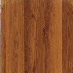 Mohawk uniclic laminate flooring color is honey oak for Millwood hardwood flooring