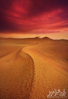 Saudi Arabia - Nfod Hamada. Photography by Mohammd abdulaziz