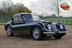 World Of Classic Cars: Jaguar XK120 Fixedhead Coupé 1952 - World Of Class...