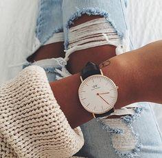 Immagine di fashion, style, and watch