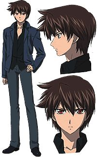 Kaze No Stigma Kazuma | kazuma is and of my favorite anime boy. his attitude and style both ...