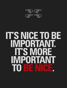 Nicely said.