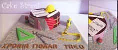Civil Engineer Cake!