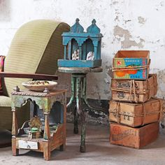 Just think of the brownie points you would earn if you gave one of these for Valentines day? Give Vintage this Valentines Shop Storage, Cupboard Storage, Vintage Display, Vintage Valentines, Vintage Gifts, Colorful Decor, Bookends, Restoration