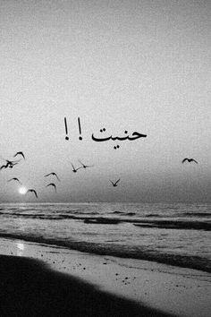 حنيت -  I have no idea what the hell this means and google translate won't help