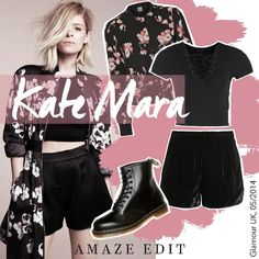 EDIT // Celebrities - Kate Mara by AMAZE Edit