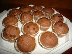Foods To Eat, Muffin Recipes, Macarons, Cupcakes, Sweets, Cookies, Breakfast, Cake, Sweet Pastries
